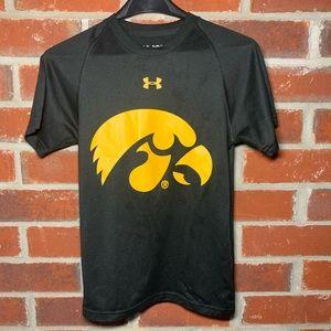 Under Armour Iowa Hawkeyes Heat Gear Shirt